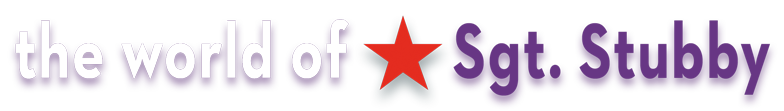 Logo World of Sgt Stubby
