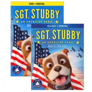 Sgt. Stubby Movie