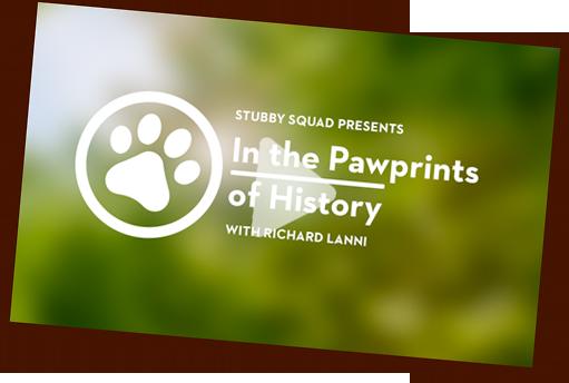 Pawprints Of History