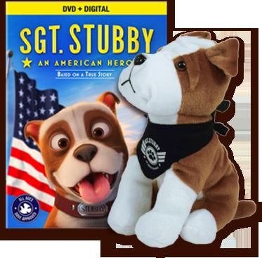 Stubby Movie Toy
