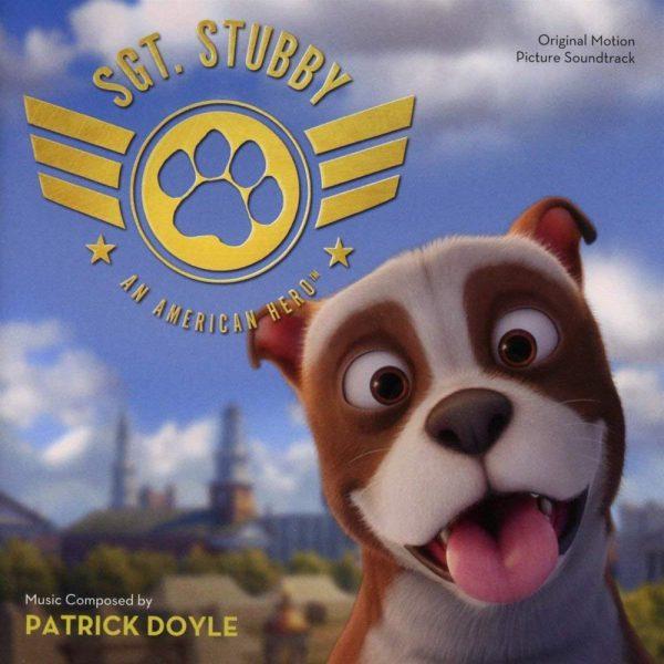 Sgt. Stubby Soundtrack Album cover