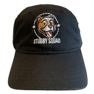 Stubby Squad Hat Front