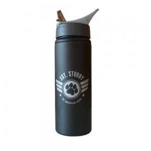 Sgt. Stubby Water Bottle