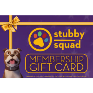Stubby Squad Gift Membership