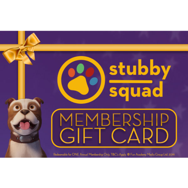 Stubby Squad Gift Membership